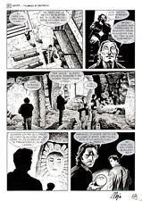 """MAJO -  Dampyr  n. 35 """" I cacciatori di fantasmi """" -  p. 69"""