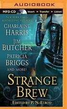 Strange Brew by P.N. Elrod (2015, MP3 CD, Unabridged)