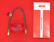 PONTIAC 1984-1987 Fiero LH Rear Brake Hose 84 85 86 87 United part # BH38345