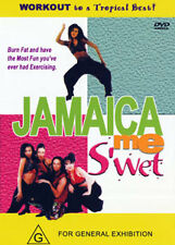JAMAICA ME S'WET - TROPICAL REGGAE DANCE WORKOUT DVD