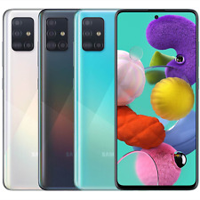 Samsung Galaxy A51 128GB A515F Dual SIM VoLTE GSM Factory Unlocked 4GB / 8GB RAM