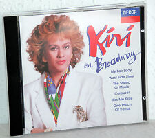 CD KIRI on Broadway - Kiri Te Kanawa, Soprano