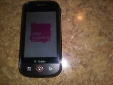Motorola Cliq - Black (T-Mobile) Smartphone.Fast Shipping.