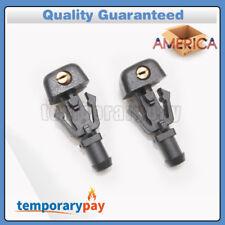 2 X OEM NEW Windshield Wiper Washer Fluid Nozzle FORD F150 04-14 3W7Z17603AA