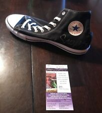 SNOOP DOGG SIGNED CONVERSE CHUCK TAYLOR ALL STAR SHOE JSA/COA K25916
