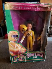 1994 mighty morphin power rangers doll new in box 9in. tall