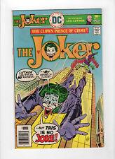 The Joker #7 (May-Jun 1976, DC) - Near Mint