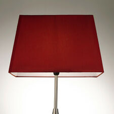 Postbox Red Table Lamp Shade in Rectangle Shape in 13, 15 and 17 Inch Sizes