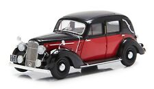 Esval 1938 Humber Super Snipe Saloon with 2 side windows 1:43 Two-tone Red/Black