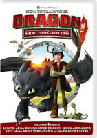 How to Train Your Dragon: The Short Film Collection DVD (2019) Jay Baruchel