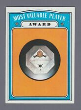 1972 Topps #622 Most Valuable Player Award Semi High Number Baseball Card NM