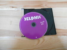 CD Indie Delphic - Good Life (4 Song) Promo COOP CHIMERIC cd only