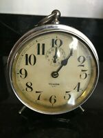 "Antique Westclox Big Ben Peg Leg Alarm Clock LaSalle IL, ""Working"", MB237"