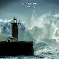 David Crosby-Lighthouse (digipak) -- CD NUOVO & OVP