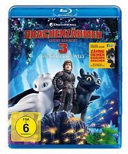 Blu-ray * DRACHENZÄHMEN LEICHT GEMACHT 3 - DIE GEHEIME WELT # NEU OVP +