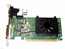 1GB 1024MB DDR3 Single Slot Full Length Size PCIe x16 HD Video Graphics VGA Card