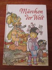 E569) KINDERBUCH MÄRCHEN DER WELT ANDERSEN/RUTH KOSER-MICHAELS DROEMER UM 1990