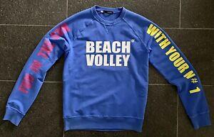 DSQUARED2 S/S 2010 Beach Volley M D2 Sweater Pullover Sweatshirt Shirt Jumper #1