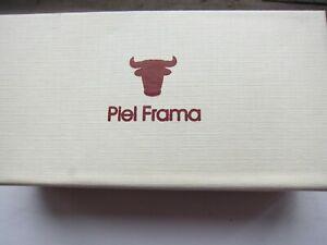 Vintage PalmOne Treo 650 Black/Tan Leather Chairmans phone Case