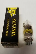 SYLVANIA 6AT6 Vintage Electronic Vacuum Tube - NOS - New Old Stock ~ Tested