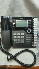 Rca ViSYS 4-Line Phone with Digital Answering Machine, Caller ID (RCA25425RE1)