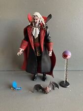 NECA Castlevania DRACULA Player Select action figure complete loose