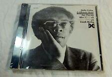 Dolo Coker California Hard Audio CD New Sealed