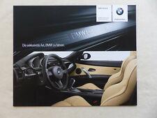 BMW Individual Z4 Roadster Coupe Typ E85 E86 MJ 2007 - Prospekt Brochure 02.2006