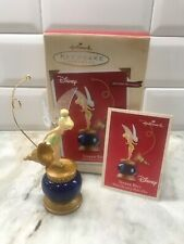 "Hallmark Keepsake Christmas ornament ""Tinker Bell"" from Walt Disneys 'Peter Pan'"
