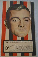 St.Kilda -1953 - Vintage - Argus - Large Size Football Portrait - Keith Drinan
