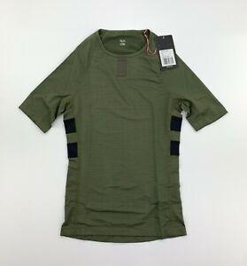 RAPHA Brevet Olive Green Base Layer Size XS New