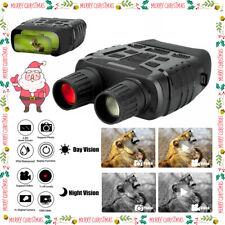 Hunting Binoculars Hd Video Digital Day & Night Vision Infrared Scope Ir Camera