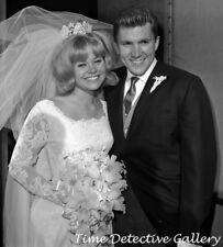 Vintage Wedding Portrait- 1964 - Vintage Photo Print