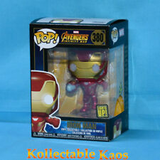 Avengers 3 - Iron Man Electronic Light Up Pop! Vinyl Figure (RS) #380
