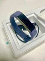 Fitbit Alta Activity & Sleep Tracker - Large - Blue/Grey (Activated)