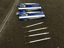 4 X BOSCH DURATERM GLOW PLUGS MERCEDES SPRINTER (906) 3T 3 T 3.0 218 219 CDI