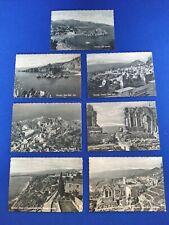 Taormina Postcards lot Of 7 Vintage