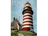 Lighthouse Cover Decorative House Flag