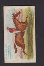 1888 Allen & Ginter World's Racers N32 HANOVER