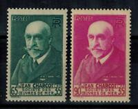 (a17) timbres France n° 377/377A neufs** année 1938