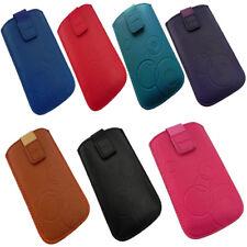 Slim Case für CUBOT Handy Tasche Schutz Hülle Tasche Cover Kunstleder Etui