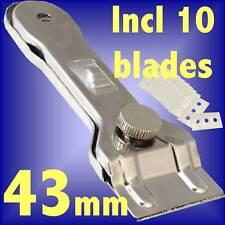 43mm GLASS & CERAMIC HOB & GENERAL METAL PAINT SCRAPER