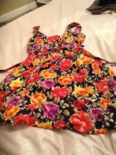 dorothy perkins floral dress size 10