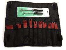 13 Pc Auto Nylon Trim Door Panel Window Molding Upholstery Clip Removal Tool Kit