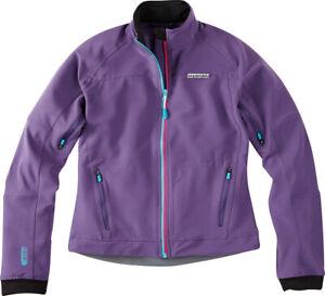 Madison Zena Womens Lightweight Softshell Cycling Jacket Size 12 Bike