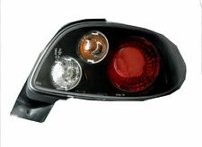 CLEAR LOOK REAR TAIL LIGHT FOR PEUGEOT 206 HATCHBACK