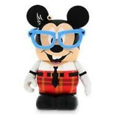 Disney Theme Park Favorites Series Vinylmation ( Mickey Mouse Nerd )