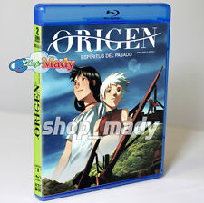 Origen Espiritus Del Pasado - Origin: Spirit of the Past Blu-ray Region Free