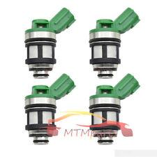 4pcs Fuel Injectors For 96-04 Nissan Frontier Xterra Pickup 2.4L