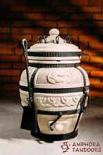 Amphora Tandoor Jäger oven Тандыр Barbecue Tandyr Grill BBQ Mangal Ofen Smoker